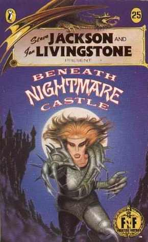 Beneath Nightmare Castle by Terry Oakes, Dave Carson, Peter Darvill-Evans