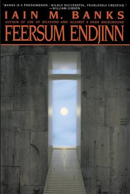 Feersum Endjinn by Iain Banks