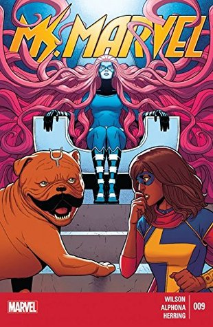 Ms. Marvel (2014-2015) #9 by Adrian Alphona, Jamie McKelvie, G. Willow Wilson