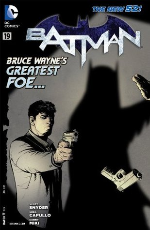 Batman (2011-2016) #19 by Scott Snyder, Alex Maleev, Greg Capullo, James Tynion IV