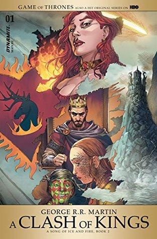 A Clash of Kings #1 by Mel Rubi, Landry Q. Walker, George R.R. Martin