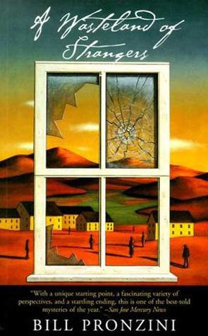 A Wasteland of Strangers by Bill Pronzini, Michael Seidman