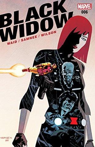 Black Widow #6 by Mark Waid, Chris Samnee