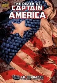 Captain America: The Death of Captain America, Volume 1: The Death of the Dream by Steve Epting, Mike Perkins, Ed Brubaker, Joe Caramagna, Frank D'Armata