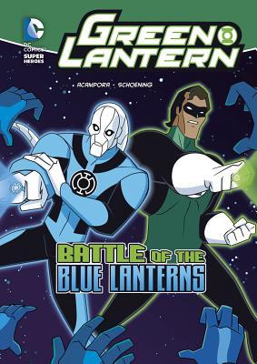 Battle of the Blue Lanterns by Michael V. Acampora