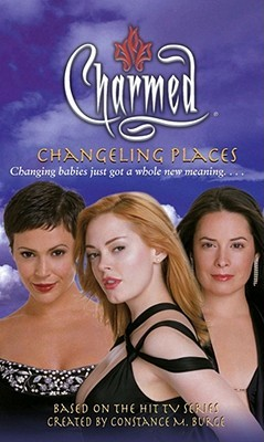 Changeling Places by Micol Ostow, Constance M. Burge