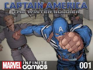 Captain America: The Winter Soldier Infinite Comic by Daniel Govar, Rock-He Kim, Peter David, Clayton Cowles, Rain Beredo