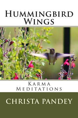 Hummingbird Wings: Karma Meditations by Christa Pandey