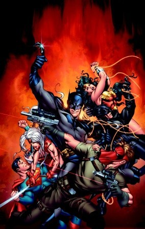 DC/Wildstorm: DreamWar by Keith Giffen, Trevor Scott, Lee Garbett