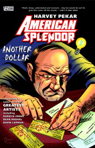 American Splendor: Another Dollar by Harvey Pekar