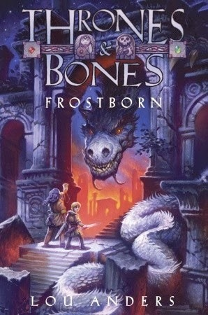 Frostborn by Lou Anders