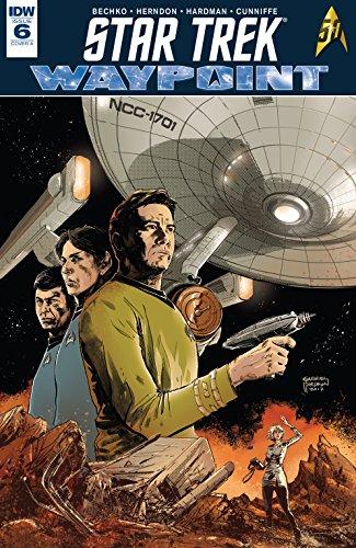 Star Trek: Waypoint #6 by Corinna Bechko, Gabriel Hardman
