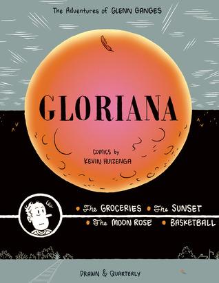 Gloriana by Kevin Huizenga