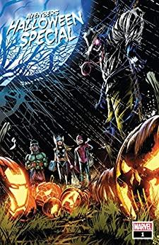 Avengers Halloween Special #1 by Sylvia Soska, Jen Soska, Rob Fee, Robbie Thompson, Jay Baruchel, Gerry Duggan