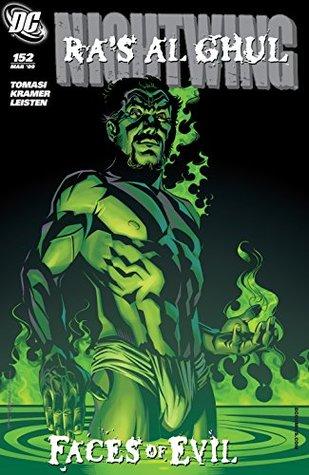 Nightwing (1996-2009) #152 by Peter J. Tomasi, Don Kramer