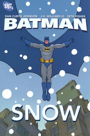 Batman: Snow by Dan Curtis Johnson, Seth Fisher, J.H. Williams III