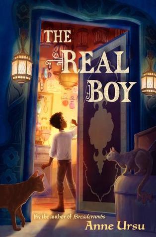 The Real Boy by Anne Ursu, Erin Mcguire
