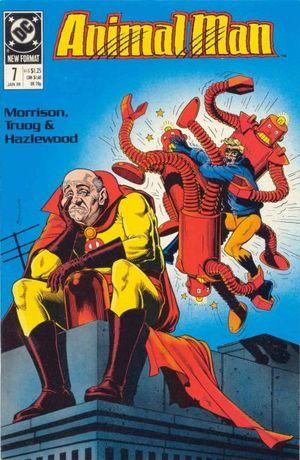Animal Man #7 by Grant Morrison, Chas Truog, Doug Hazlewood
