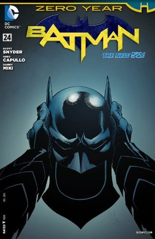 Batman (2011-2016) #24 by Scott Snyder, Rafael Albuquerque, Greg Capullo, James Tynion IV