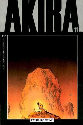 Akira, #11: Akira Rising by Katsuhiro Otomo