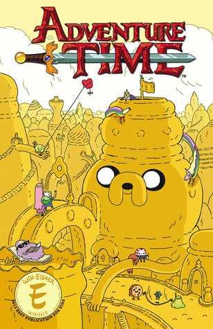 Adventure Time Vol. 5 by Braden Lamb, Mike Holmes, Ryan North, Shelli Paroline