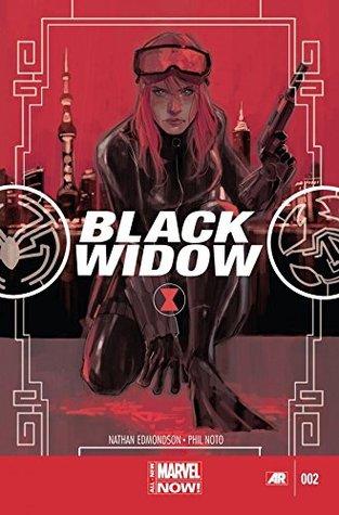 Black Widow #2 by Nathan Edmondson, Phil Noto