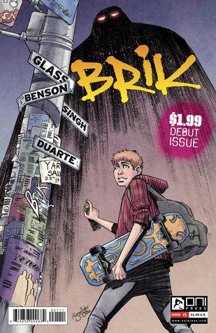 Brik #1 by Adam Glass, Michael Benson