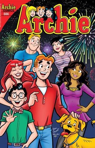 Archie #666 by Tim Kennedy, Tom DeFalco, Pat Kennedy, Fernando Ruiz, Dan Parent