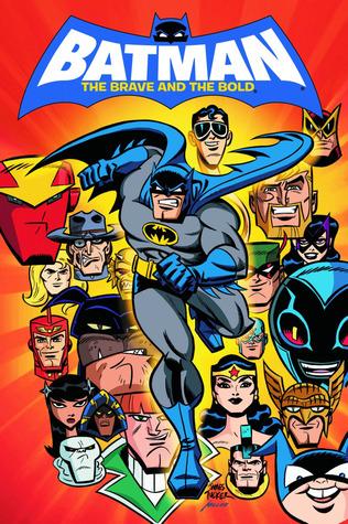 Batman: The Brave and the Bold by Carlo Barberi, Matt Wayne, Dan Davis, Terry Beatty, Andy Suriano, J. Torres, Phil Moy