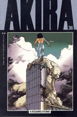 Akira, #36: Miyako's Last Stand by Katsuhiro Otomo
