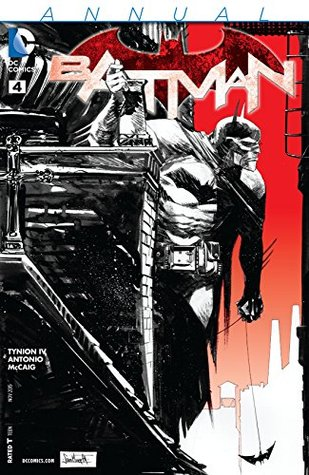 Batman (2011-2016) Annual #4 by Roge Antonio, James Tynion IV