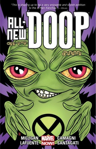 All-New Doop by Mike Allred, David Lafuente, Adi Granov, Laura Allred, Peter Milligan