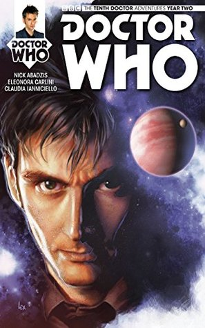 Doctor Who: The Tenth Doctor (2015-) #2 by Claudia SG Iannicello, Nick Abadzis, Eleonora Carlini