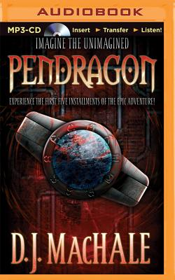 Pendragon: The Merchant of Death, the Lost City of Faar, the Never War, the Reality Bug, Black Water by D. J. Machale