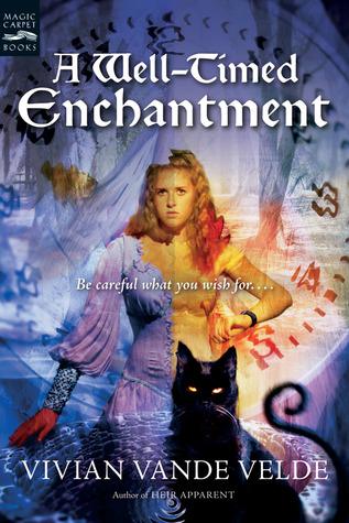 A Well-Timed Enchantment by Vivian Vande Velde, Cliff Nielsen