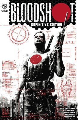 Bloodshot Definitive Edition by Manuel García, Barry Kitson, Arturo Lozzi, ChrisCross, Duane Swierczynski, Matt Kindt