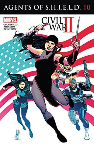 Agents of S.H.I.E.L.D. #10 by Ario Anindito, German Peralta, Mike Norton, Marc Guggenheim