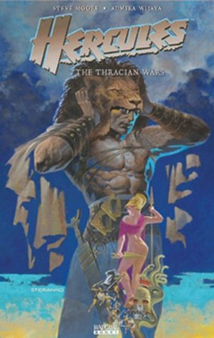 Hercules: The Thracian Wars by Admira Wijaya, Jim Steranko, Steve Moore