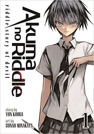 Akuma no Riddle: Riddle Story of Devil, Vol. 01 by Yun Kouga, Sunao Minakata