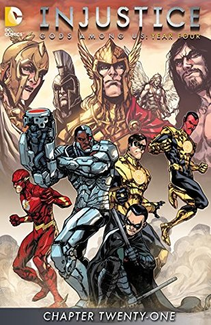 Injustice: Gods Among Us: Year Four (Digital Edition) #21 by Brian Buccellato, Tom Derenick