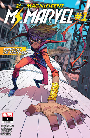 Magnificent Ms. Marvel (2019-) #1: Director's Cut by Minkyu Jung, Saladin Ahmed