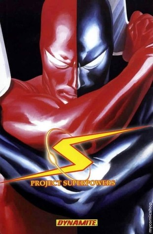 Project Superpowers by Alex Ross, Jim Krueger
