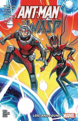 Ant-Man and the Wasp: Lost And Found by Javier Garrón, Mark Waid