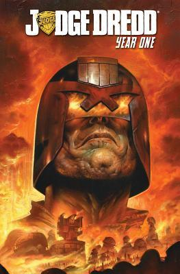 Judge Dredd: Year One by Matthew Smith