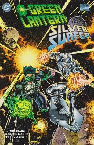 Green Lantern/Silver Surfer: Unholy Alliances by Chris Eliopoulos, Darryl Banks, Terry Austin, Ron Marz