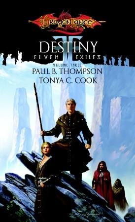 Destiny by Tonya C. Cook, Paul B. Thompson