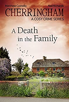 A Death in the Family by Matthew Costello, Neil Richards
