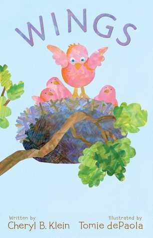 Wings by Cheryl B. Klein, Tomie dePaola