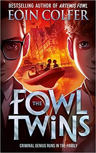 Die Fowl-Zwillinge und der geheimnisvolle Jäger by Eoin Colfer