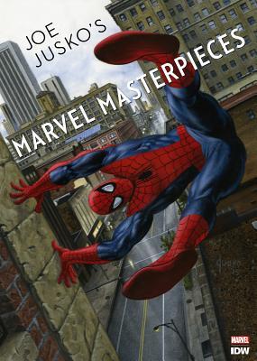 Joe Jusko's Marvel Masterpieces by Joe Jusko
